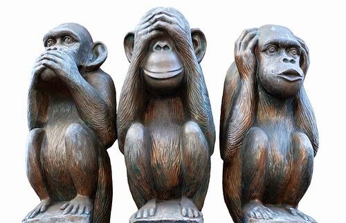 İkigai Uygulama Rehberi: Toşogu, Üç Maymun Öğretisi