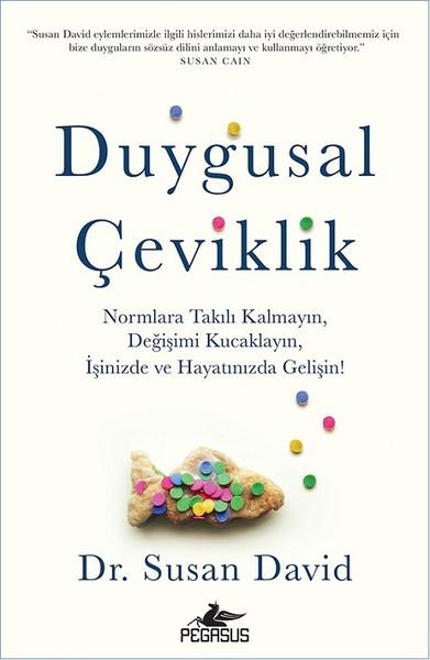 Kitap Önerisi: Duygusal Çeviklik, Susan David